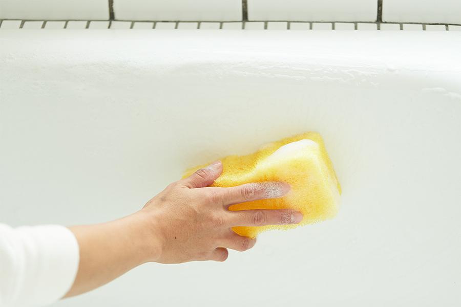 お風呂場での活躍4
