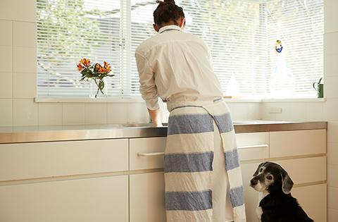 毎日の食器洗いが楽しくなる万能石鹸です。
